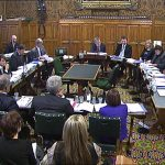 The Health Committee hears evidence from the Secretary of State