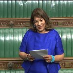 Valerie Condemns Health Bill in Parliament
