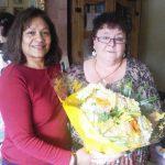 Visit to Patricia Rolston