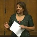 Valerie speaking in the Legal Aid, Sentencing and Punishment of Offenders Bill Report Stage