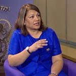 Valerie on the BBC Sunday Politics Show