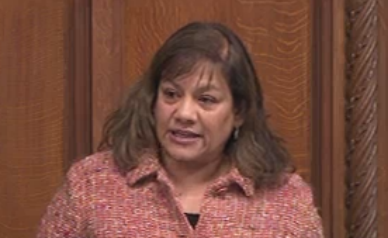 December 2012, Valerie spoke against the proposed reforms to Judicial