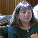 Valerie at the Health Select Committee