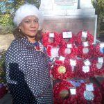 VV at Cenotaph
