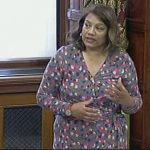 Valerie speaks in Westminster Hall debate on Burma
