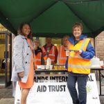 Valerie Vaz MP with Walsall Street Ministry