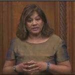 Valerie raises NHS code of practice