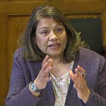 Valerie speaks at Health Committee regarding care.data