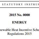 Domestic Renewable Heat Incentive Scheme