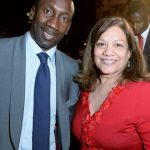 Valerie with Jimmy Floyd Hasselbank