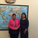 Malaysian MP Shadowing Valerie