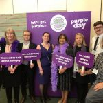 Epilepsy Purple Day 26Mar18 2