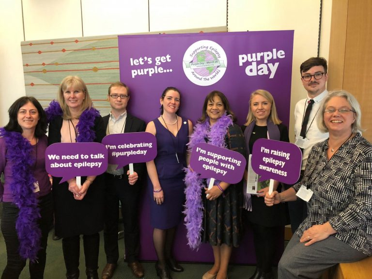 Epilepsy Purple Day 26Mar18 2