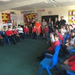 Kings Hill primary students