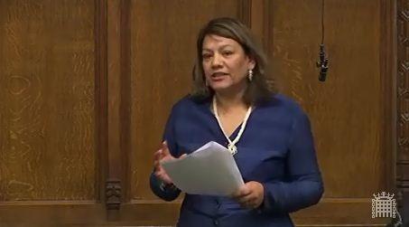 Valerie in pre-Recess Adjournment Debate