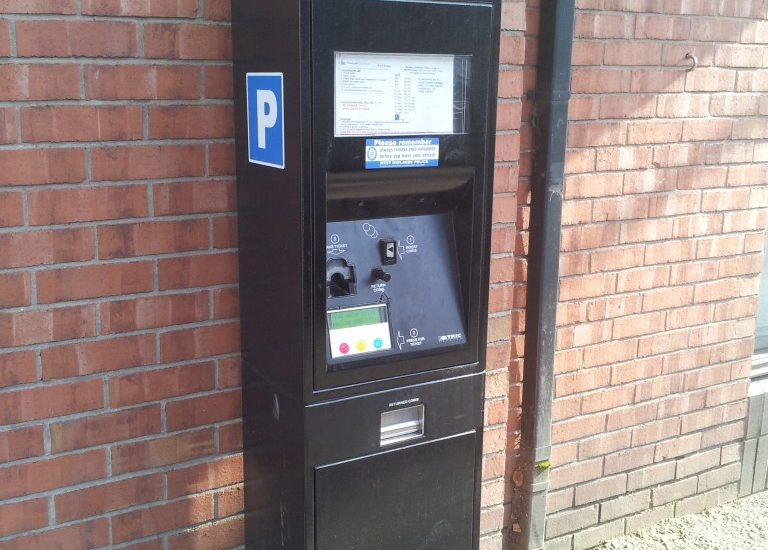 Parking Meter in Walsall