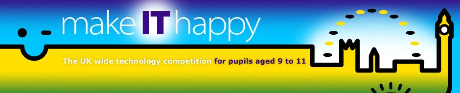 Make IT Happy Competition Logo 2013.