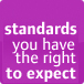 Standards You Have The Right To Expect