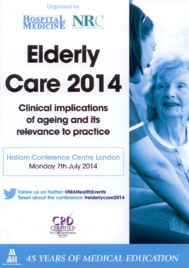 Elderly Care 2014
